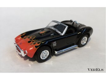 1:64, 1965 Shelby Cobra 427 S/C, AC Cobra, Greenlight Motor World, ej Hot Wheels