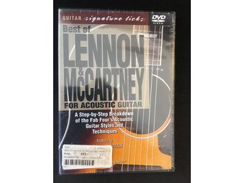 Lennon & McCartney for Acoustic Guitar