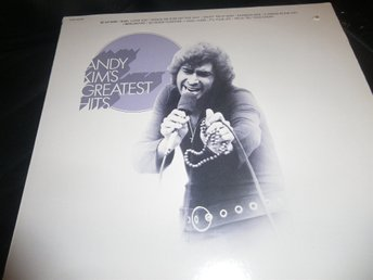 andy kims greatest hits lp