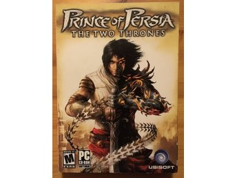 Prince of Persia: The Two Thrones (PC NY!)