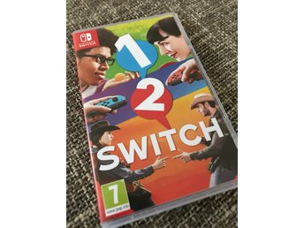 1,2 Switch - Nintendo Switch