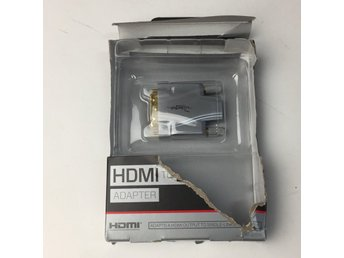 HDMI-Adapter, Grå