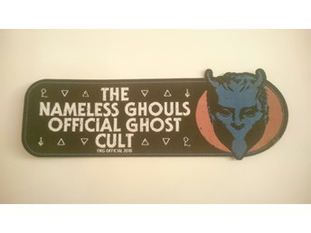 Ghost - The Nameless Ghouls / Official Ghost Cult Patch