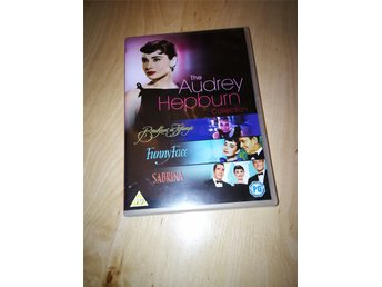 Audrey Hepburn box 3-disc