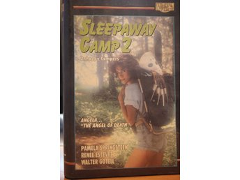 Sleepaway Camp 2 - EX Rental - Dutch, Lumina Film, VHS