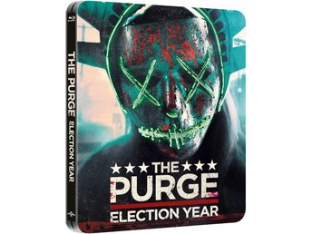 The Purge: Election Year ? Limited Edition Steelbook Blu-ray