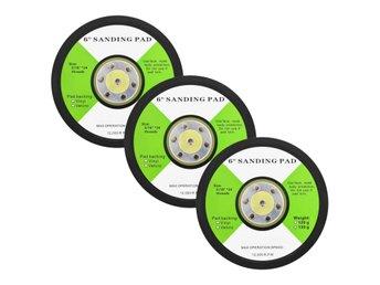 vidaXL Slippapper rondell 3 st 150 mm (336628994) ᐈ vidaXL på Tradera 38401dcb26018