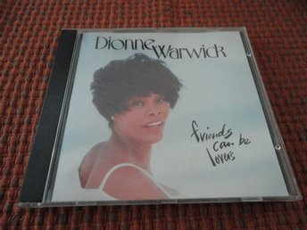 DIONNE WARWICK --FRIENDS CAB BE LOVES