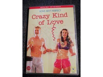 """Crazy Kind of Love"" DVD-film komedi drama romance 2012"