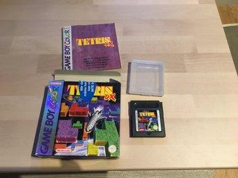 TETRIS DX med originalkartong till Gameboy Colo   (358422674