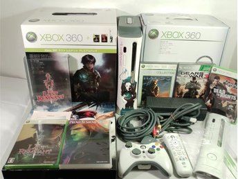 NTSC Xbox360 The Last Remnant Special Edition 4 Spel 1HK 60GB HD BOXAD - Torslanda - NTSC Xbox360 The Last Remnant Special Edition 4 Spel 1HK 60GB HD BOXAD - Torslanda