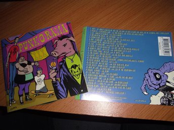 V/A - Punk-O-Rama 3 CD (Bad Religion , Pennywise , Rancid , H2O m.m)