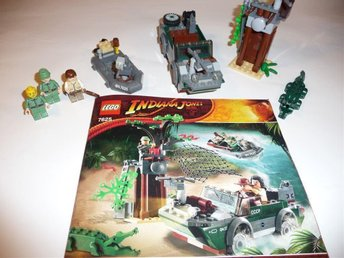 **LEGO INDIANA JONES SET 7625**