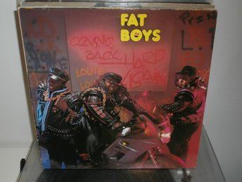 Fat Boys - Coming Back Hard Again LP