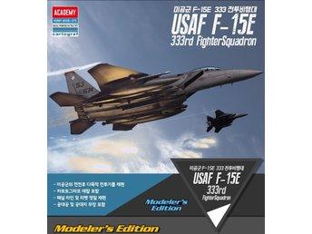 Academy 1/72 USAF F-15E 333th Modelers Edition - Skoghall - Academy 1/72 USAF F-15E 333th Modelers Edition - Skoghall