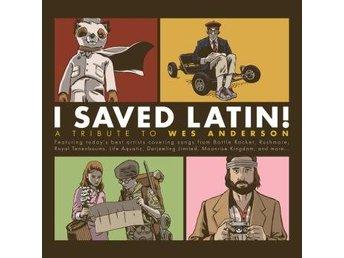 I Saved Latin! Tribute To Wes Anderson (2 Vinyl LP) - Nossebro - I Saved Latin! Tribute To Wes Anderson (2 Vinyl LP) - Nossebro