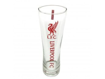 Liverpool Ölglas Högt Wordmark 4-pack