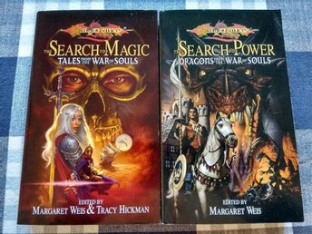 Dragonlance-Tales from the War of Souls-Search for Magic/Power, Weis/Hickman