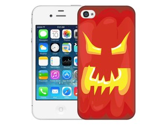 iPhone 4/4s Skal Halloween Pumpa