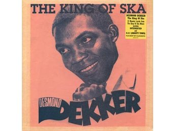 Dekker Desmond: King of ska (Vinyl LP)