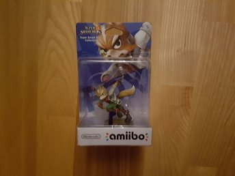 Nintendo Amiibo. Super Smash Bros Collection - Fox. Ny