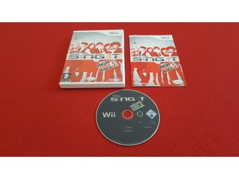DISNEY HIGH SCHOOL MUSICAL 3 till Nintendo Wii