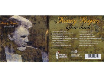 Kenny Rogers, After dark (CD)