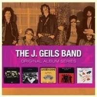J Geils Band: Original album series 1970-73 (5 CD)
