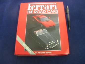 FERRARI The Road Cars av Antoine Prunet