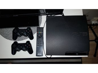 Playstation 3 slim 8st spel