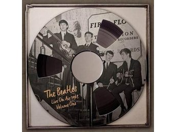 Beatles: Live on air vol 1 1963 (Ltd/Picture) (Vinyl LP)