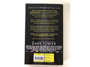 The dark tower av Stephen King