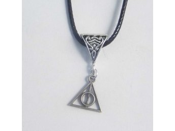Harry Potter Deathly Hallows halsband / necklace