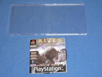 Riven Sequel of Myst