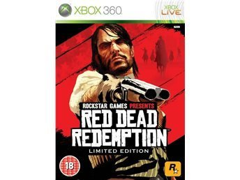 Red Dead Redemption-Limited Edition (Xbox-360)