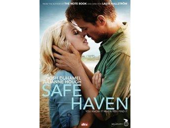 Safe Haven av Lasse Hallström med Julianne Hough, Josh Duhamel (Dagboken) - Solna - Safe Haven av Lasse Hallström med Julianne Hough, Josh Duhamel (Dagboken) - Solna