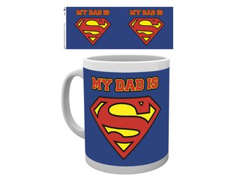 Mugg - DC Comics - Superdad (MG0926)