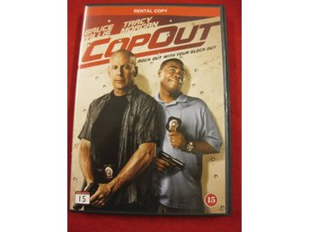 COPOUT - BRUCE WILLIS, TRACY MORGAN - DVD