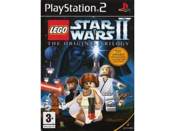 PS2 - LEGO Star Wars II: The Original Trilogy (Beg)