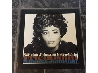 "SABRINA JOHNSTON - FRIENDSHIP. (12"")"
