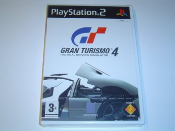 Gran Turismo 4 Sony playstation 2 PS2 *NYTT*