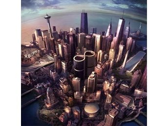Foo Fighters: Sonic highways 2014 (Digi) (CD)