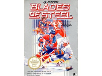 Blades of Steel - NES - Komplett