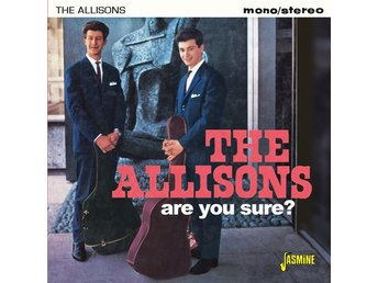 Allisons: Are you sure? 1961 (CD)