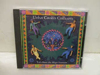 Urban Cookie Collective ?– Tales From The Magic Fountain - FINT SKICK!