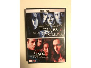 I know what you did last summer/I still know what you did last summer/2-disc