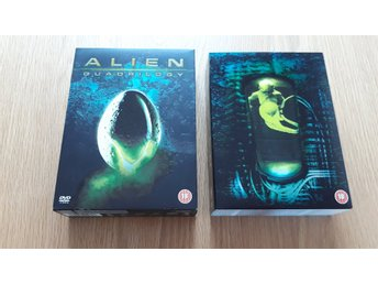 Alien Quadrilogy (9 Disc)