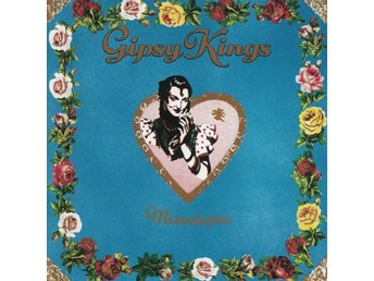 Gipsy Kings - Mosaique - CD - 1989
