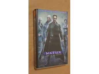 The Matrix (VHS)