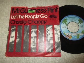 "McGuinness-Flint ""Let The People Go/Cheeky Chappy"""